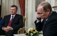 Янукович сегодня в России проведет переговоры с Путиным
