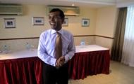 На президентских выборах на Мальдивах лидирует оппозиционер Нашид