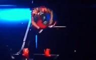 Джастин Бибер вытер сцену аргентинским флагом