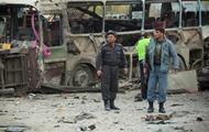 В столице Афганистана произошел сильный взрыв, шесть человек погибли